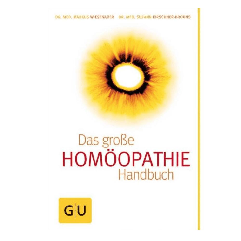 Das große Homöoptahie Handbuch