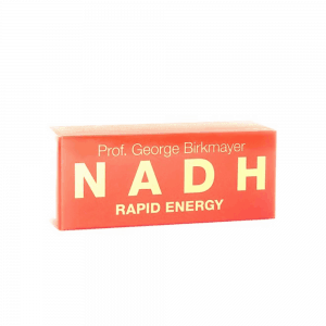 NADH Rapid Energy Prof. George Birkmayer