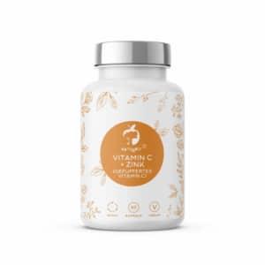 Naturvit Vitamin C plus Zink