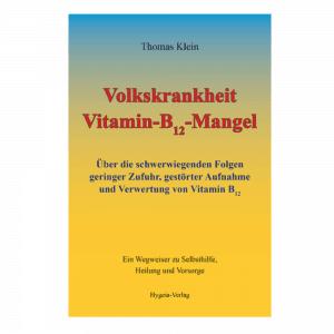 Volkskrankheit Vitamin B12 Mangel
