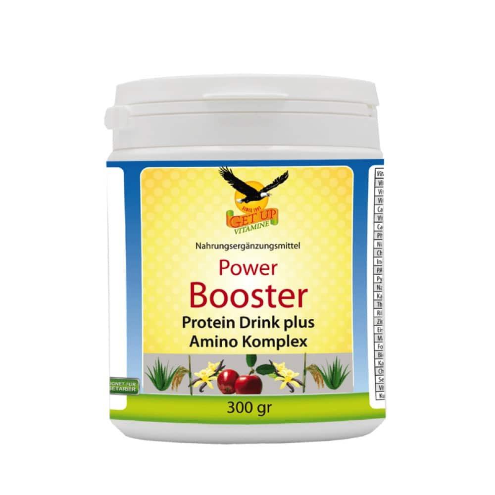 Power Bbooster Protein Drink plus Amino Komplex