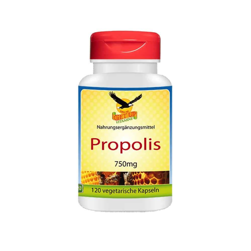 Propolis Kapseln GetUp