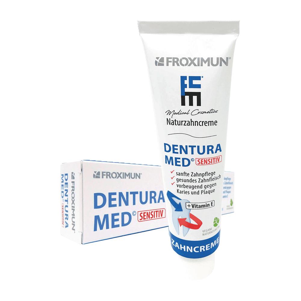 Froximun Dentura Med Zahncreme