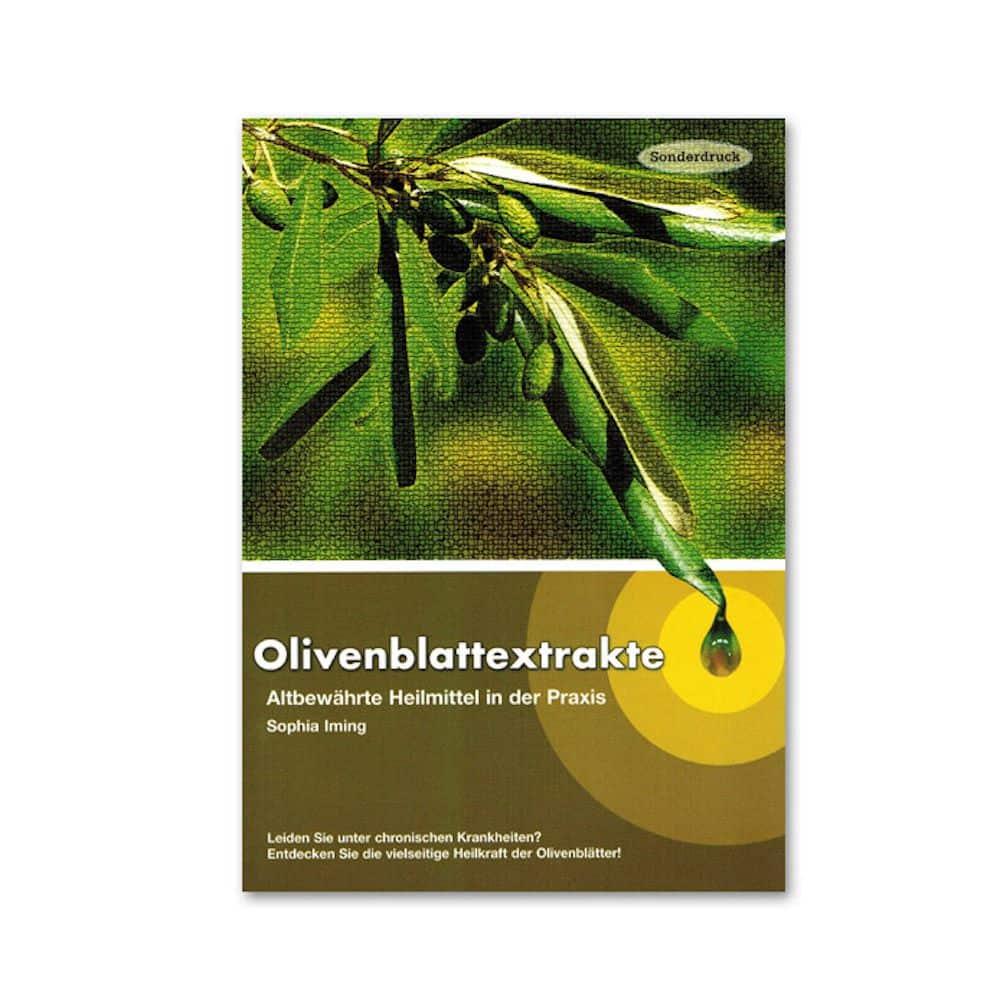 Olivenblattextrakte Broschüre