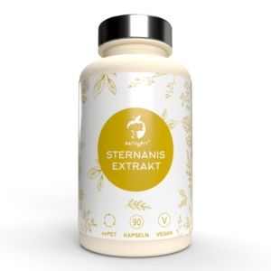 Naturvit Sternanis Extrakt