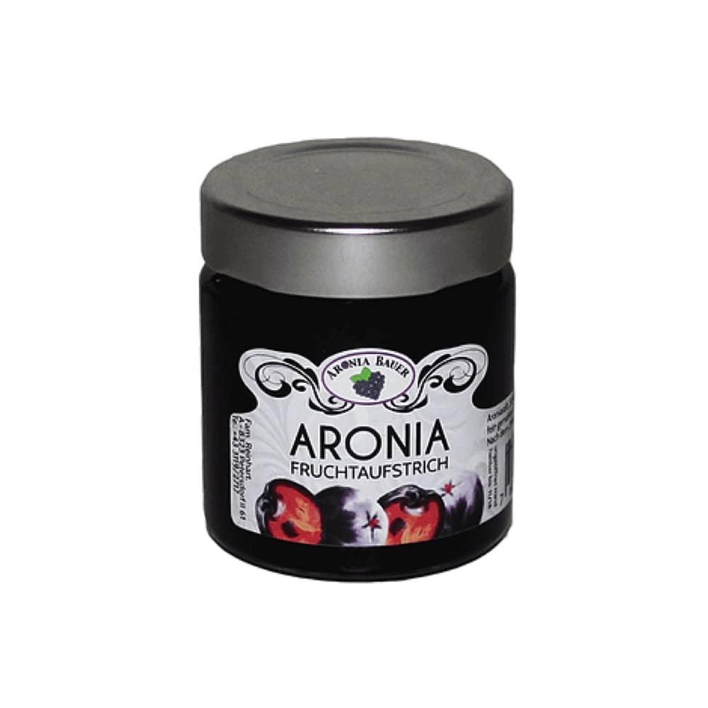 Aronia Fruchtaufstrich