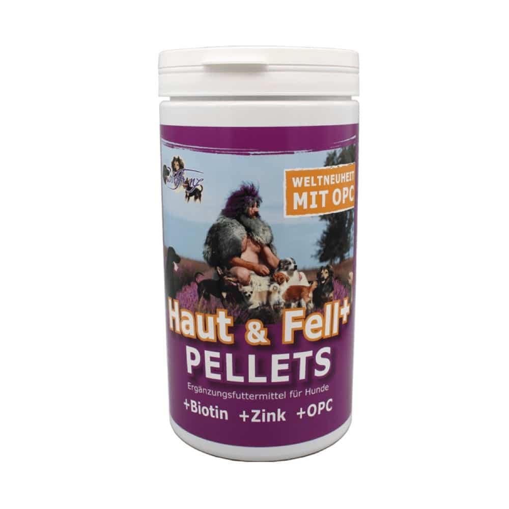 Haut-Fell Pellets by Robert Franz