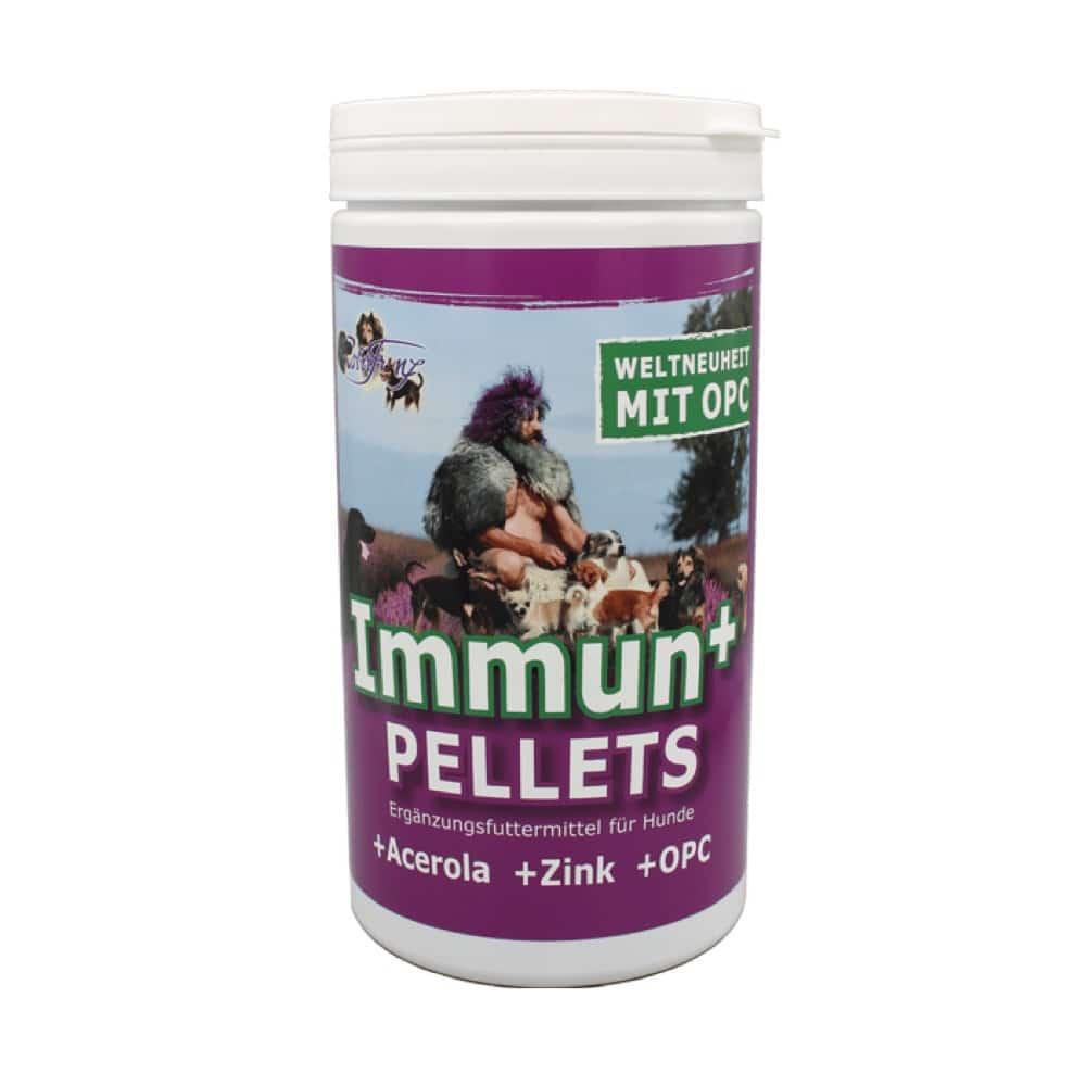 Immun Pellets by Robert Franz
