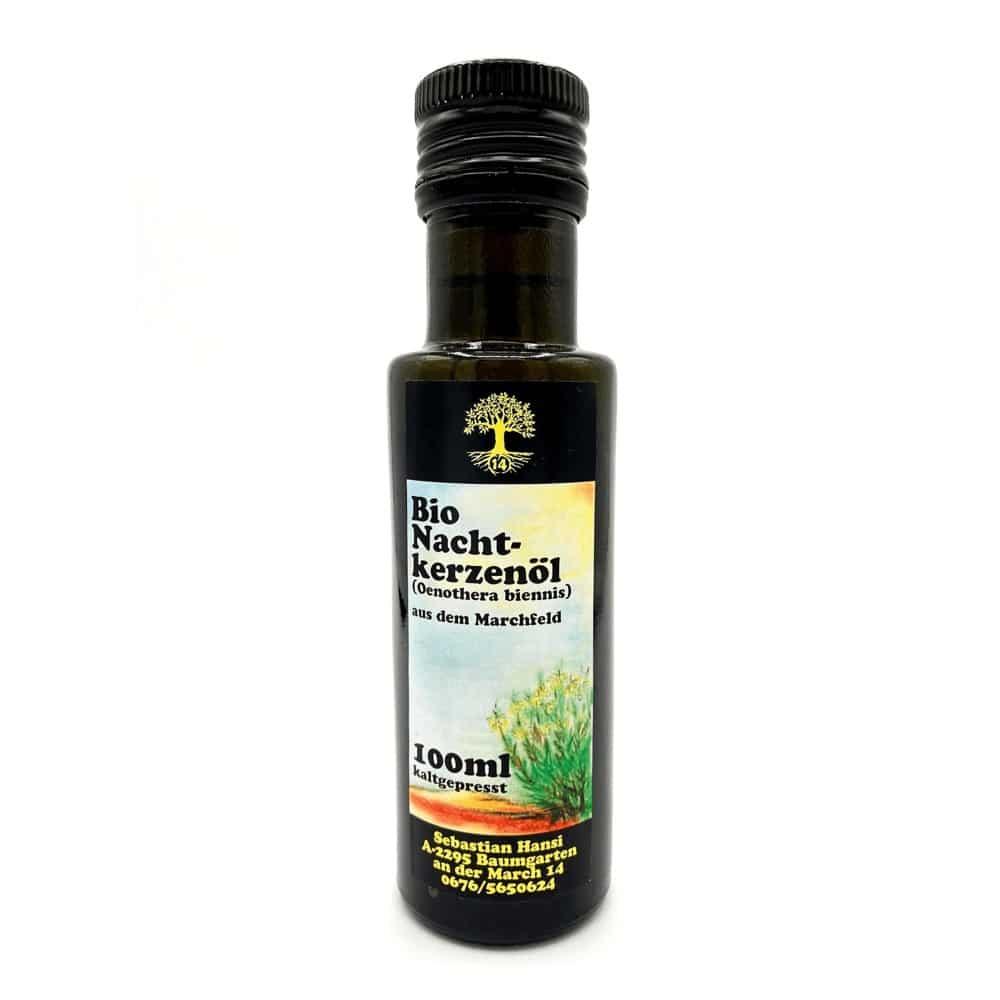 Bio Nachtkerzenöl 100ml