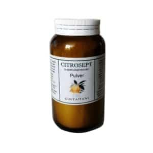 Citrosept Grapefruitkernextrakt Pulver Dr. Harich