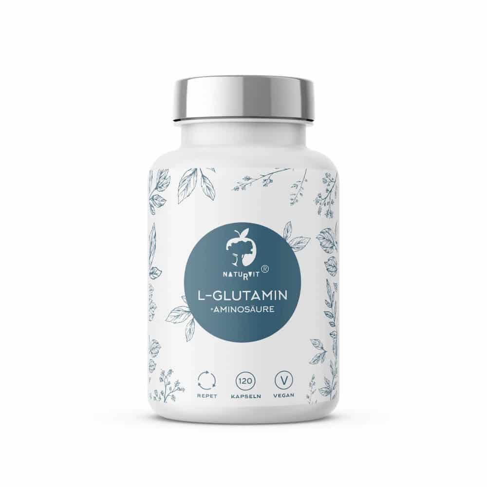 Naturvit L-Glutamin
