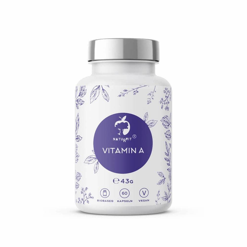 Naturvit Vitamin A